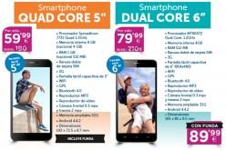 'El Mundo' comienza el verano ofreciendo 3 smartphones a sus lectores