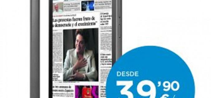 El País regala un smartphone Huawei