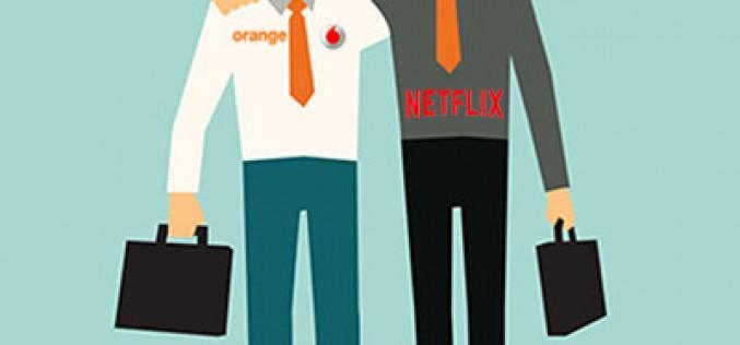 Movistar+ tiene a un enemigo en el horizonte: Netflix