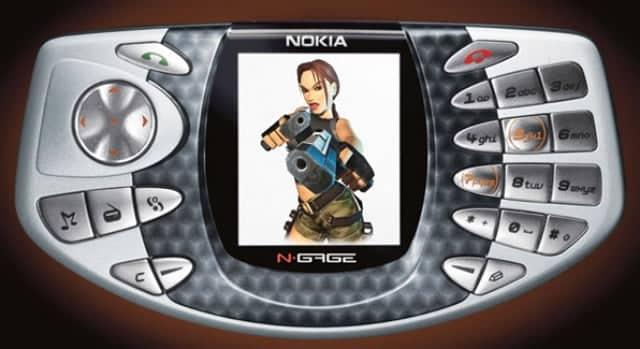 Ni Lara Croft fue capaz de salvar al Nokia N-Gage.