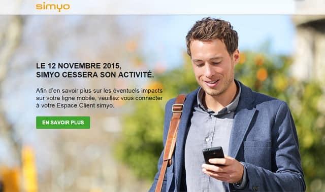 El lanzamiento de Simyo Francia fue gestado desde España, aunque KPN decidió venderla antes que a su 'hermana' española. El operador cesará sus actividades en el país galo en noviembre de 2015.
