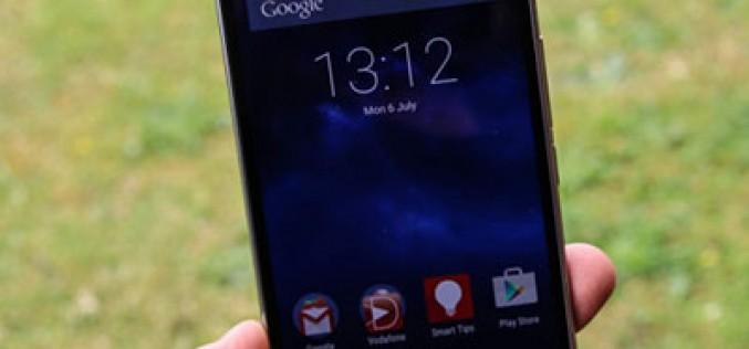 Smart Ultra 6, el nuevo phablet 4G de Vodafone