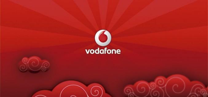 Vodafone mira hacia arriba