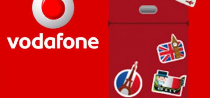 Vodafone da una de cal y otra de arena a los viajeros