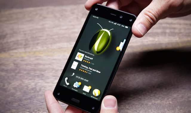 ¿Tendría éxito un nuevo smartphone de Amazon? Foto: CNET.com