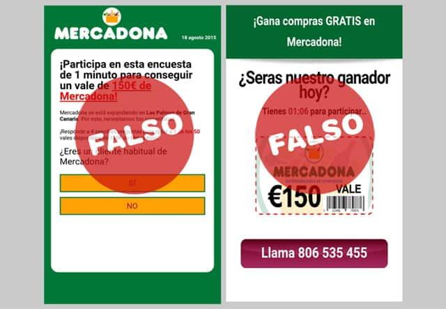 Ojalá fuera tan fácil conseguir vales de 150 euros para gastar en Mercadona...