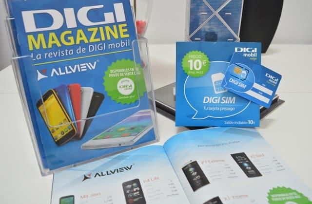 Desde el mes de agosto DIGI mobil incluye esta novedad en su listado de productos y servicios.