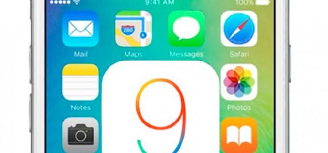 iOS 9, un peligro para la tarifa de datos
