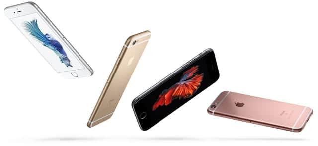 El iPhone 6s Plus