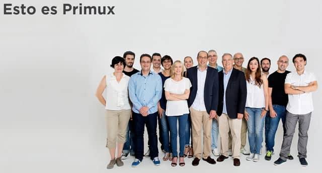"""Primux quiere reforzar su cercanía con los usuarios:  """"somos gente como tú"""", explican."""