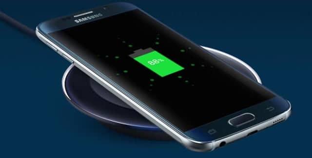 El Samsung Galaxy S6, por ejemplo, es compatible con la tecnología Quick Charge 2.0 de Qualcomm.