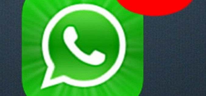 Nadie puede toser a WhatsApp