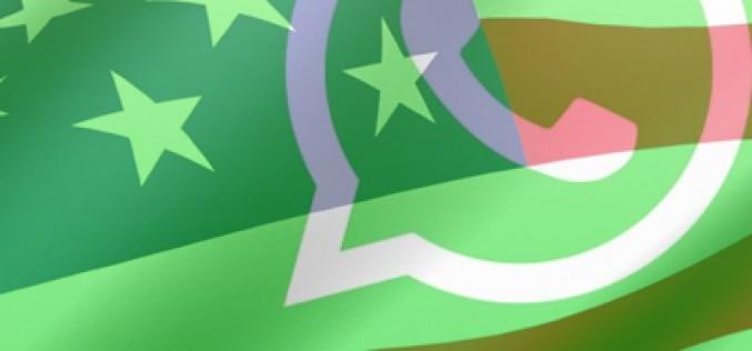 WhatsApp está siendo derrotado en Estados Unidos