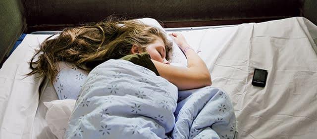 Dormir a pierna suelta puede ser más fácil gracias a aplicaciones como las que os mostramos a continuación.
