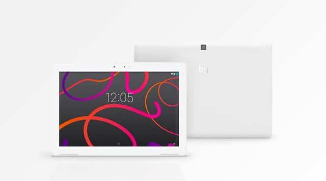 El nuevo tablet del fabricante madrileño también puede presumir de contar con una mejora estética considerable.