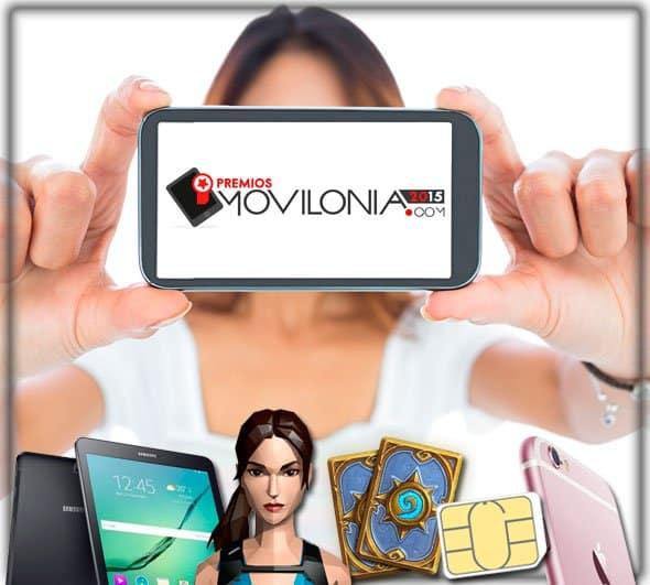 Premios Movilonia.com 2015