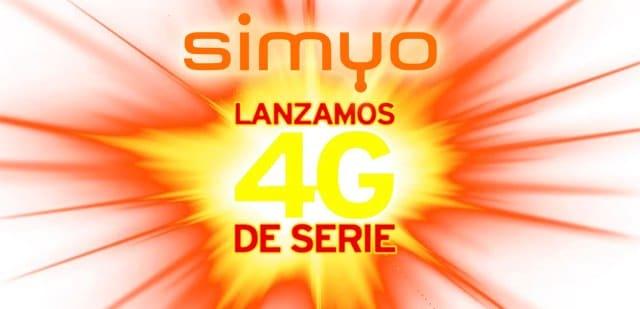 Simyo anunció por todo lo alto la llegada del 4G a su catálogo; algo que los usuarios llevaban tiempo reclamando.