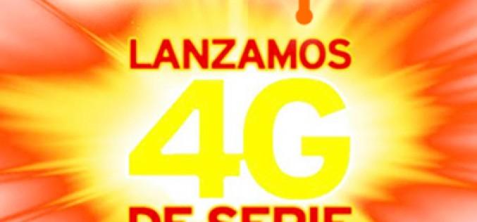 Simyo se convierte en el 5º OMV con 4G