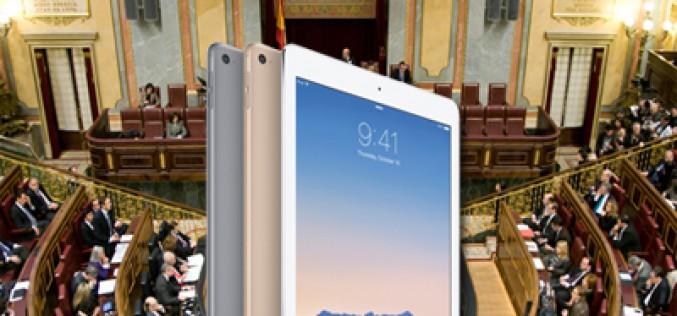 iPad Air 2 para todos los diputados