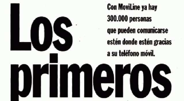 300.000 clientes de MoviLine