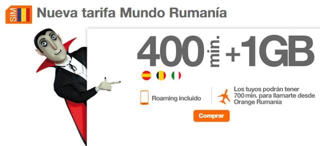 Orange Mundo Rumania
