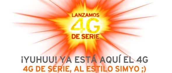 Simyo 4G