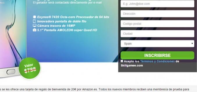 El 'gancho' del Samsung Galaxy S6 Edge por 4 euros