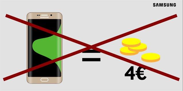 Fraude Samsung Galaxy S6