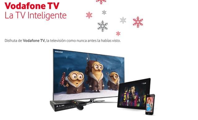Oferta de Vodafone TV