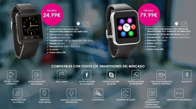 smartwatches de ABC