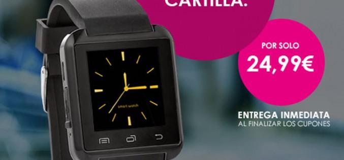 Abc ofrece dos smartwatches a sus lectores