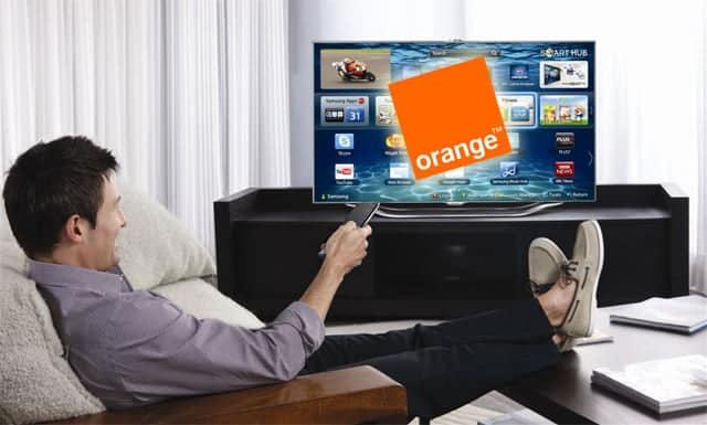 televisores de Orange