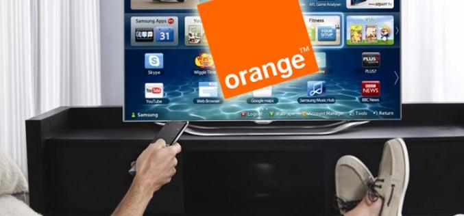 Orange subvencionará televisores