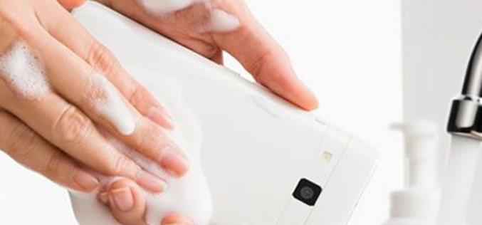 Ya no hay excusas para no limpiar el móvil