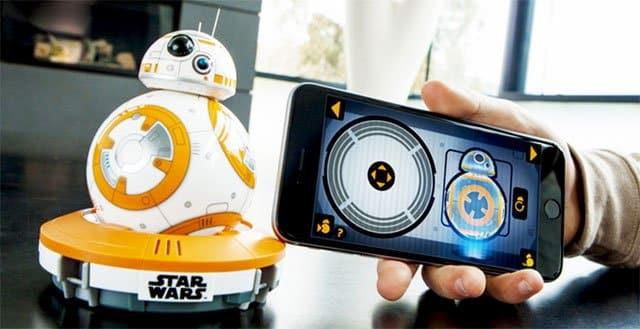Sphero BB8-Star Wars con Orange