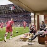 fútbol de Vodafone