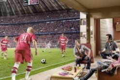 Vodafone se vuelve realista con el fútbol