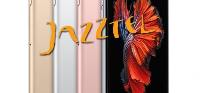 Los iPhone llegan a Jazztel
