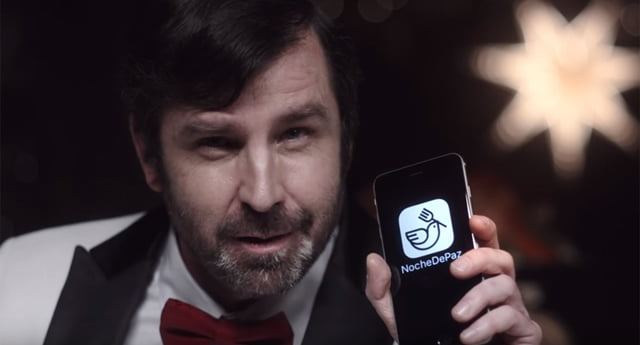 Noche de Paz app