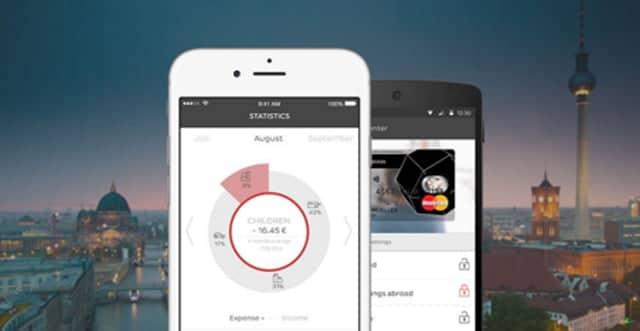 Number26 y su banca 100% móvil quiere dar el salto a varios países europeos, entre ellos España.
