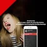 regalar datos con Vodafone