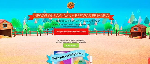 juegos Little Smart Planet