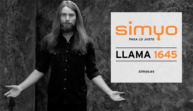 anuncio Simyo Creemos
