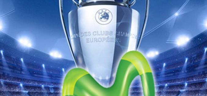Movistar: ¡Habemus Champions League!