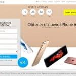promoción Jubiify.com y iPhone 6s por 4 euros