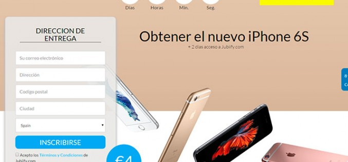 Una oferta que deberás rechazar: un iPhone 6 por 4 euros