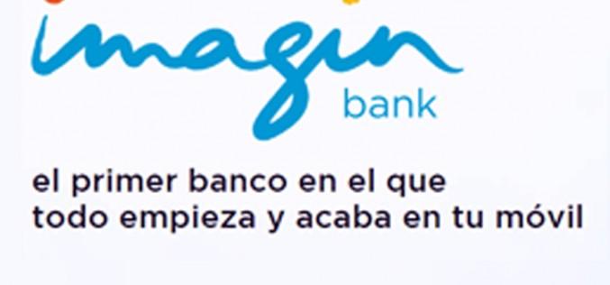 ImaginBank, el primer banco sólo móvil de España