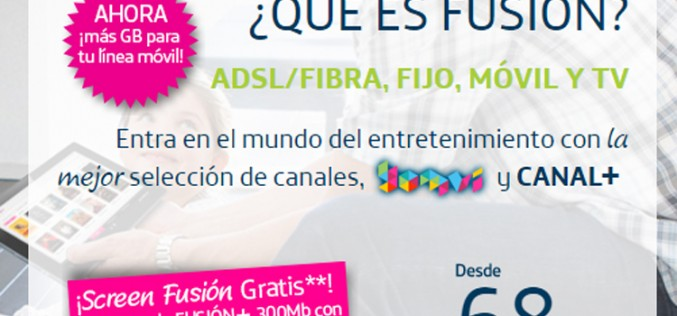 Movistar pone más fácil adquirir sus televisores