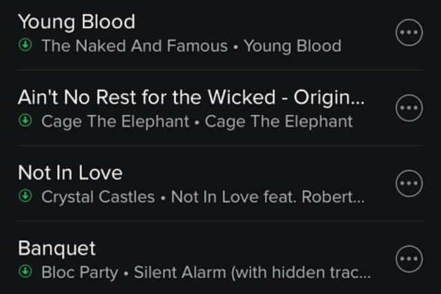 trucos para Spotify