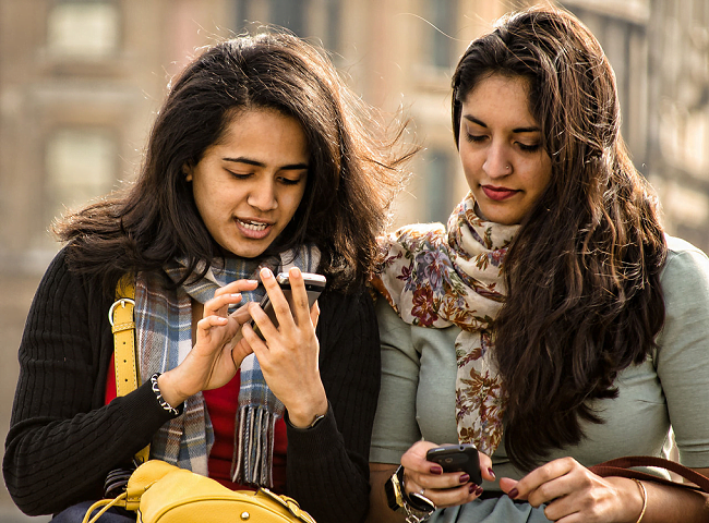 usuarios móviles